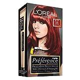 L 'Oreal Paris Preference Haarfarbe, verschiedene Farben
