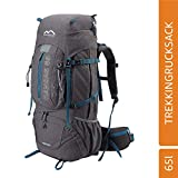MONTIS Kansas 65, Trekking-Rucksack mit Audio- und Trinkvorbereitung, super geeignet als Wander- Reise- und Tourenrucksack, ausreichend Platz für Camping-Outdoor Aktivitäten, wenig Eigengewicht, 65L