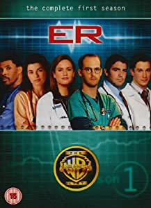 ER: The Complete First Season [DVD] [1995]