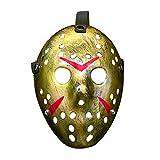 S.CHARMA Máscaras de Halloween Máscara de Halloween Máscara de Horror Máscara de Sangrado para Fiesta de Fiesta Fiesta de Cosplay Máscara de Hockey Sobre Hielo