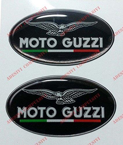 Zoom IMG-2 stemma logo decal moto guzzi