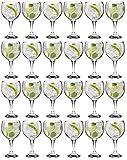 Rink Drink Gin Ballon CocktailGläser - 645 ml - 24er Pack Gläser