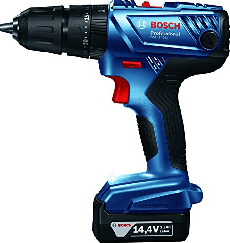 Bosch GSB 140-Li 14.4 V Cordless Impact drill  available at amazon for Rs.9352