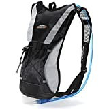 Hydration Pack Water Rucksack Backpack Cycling Bladder Bag Hiking Climbing Pouch