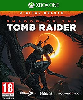 Shadow of the Tomb Raider - Deluxe Edition | Xbox One - Download Code (B07DGNL2VV) | Amazon price tracker / tracking, Amazon price history charts, Amazon price watches, Amazon price drop alerts