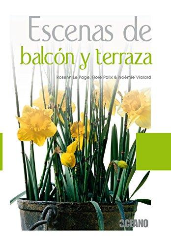 Escenas de balcón y terraza: Jardineras con encanto (Manuales ilustrados)