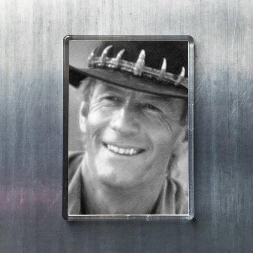 Seasons Paul Hogan - Original Art Fridge Magnet #js001