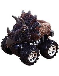 LSAltd - Juguetes de Coche para niños Modelo Mini Dinosaurio, Juguete para el Coche