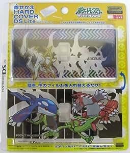 DS Lite Pokemon Hard Cover-Arceus-Kyogre-Rayquaza-Groudon