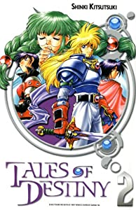 Tales of Destiny Edition simple Tome 2