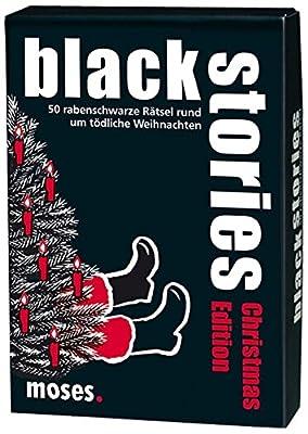 Black Stories Kartenspiel