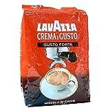 Kaffee Espresso Lavazza Crema e Gusto Forte Bohnen 1 kg.