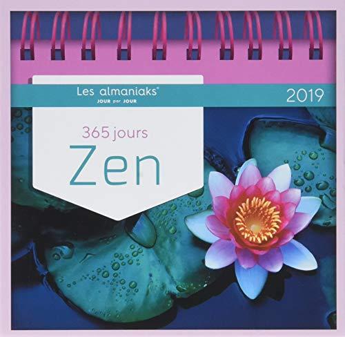 Almaniak 365 jours Zen 2019 par Françoise Dorn