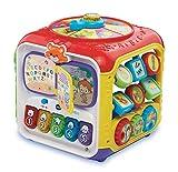 Vtech bebé 183404–Descubrimiento Cube
