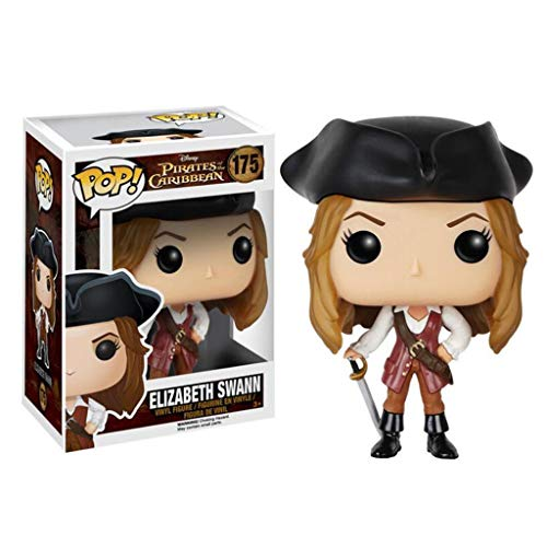 wann Figur Film Pirates of The Caribbean: at World's End Exquisite Figur POP Sammelspielzeug ()