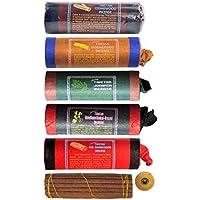 Räucherstäbchen 5er Set Tibetan -Cedar-Sandalwood-Juniper-Bedellium Incense preisvergleich bei billige-tabletten.eu