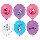 Frozen,Elsa Party Ballons,10 Stk