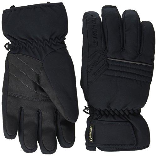 Ziener Herren Gisdo Gtx(R) Glove Ski Alpine Alpinhandschuhe, Black, 10