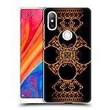 Head Case Designs Offizielle Sven Fauth Kreuz Gold Maori Ruckseite Hülle für Xiaomi Mi Mix 2S