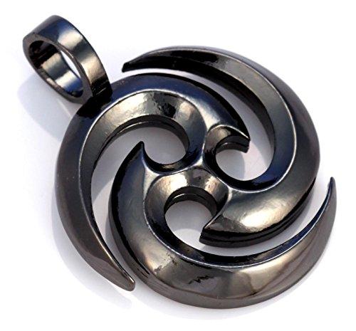 bico-la-source-pendentif-e128-noir-energie-et-mouvement-de-la-source-de-la-vie-fini-noir-design-sign