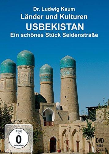Usbekistan - Ein schönes Stück Seidenstraße (Seidenstrasse, Dvd)