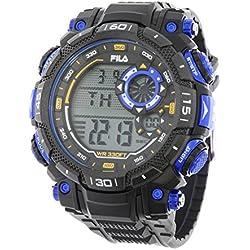 Fila Men's Sports Watch Digital 10Bar Light 38/826/001