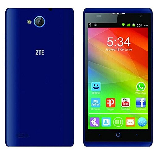 Preisvergleich Produktbild ZTE Blade G Blau