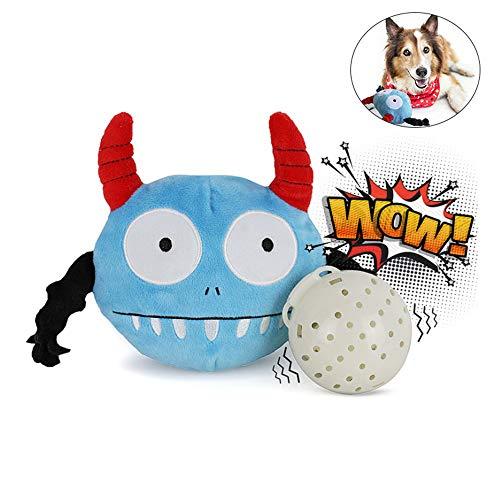 Umiwe Magic Roller Ball, Pet Elektrisches Spielzeug Activation Ball Treat Lustige automatische - Vibration Hundespielzeug