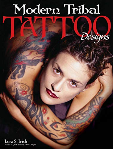 Modern Tribal Tattoo Designs (Tattoo Irish Designs)