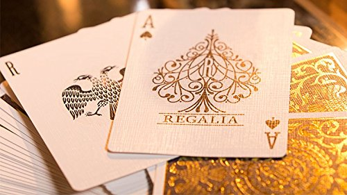 Regalia-Playing-Cards-by-Shin-Lim-Kartenspiel-Zaubertricks-und-props