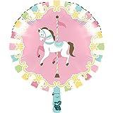 Pferde Karussell Folienballon
