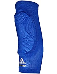 Adidas Performance-Genouillère Basketball adiPOWER PAD AD KNEE GFX Bleu O25467