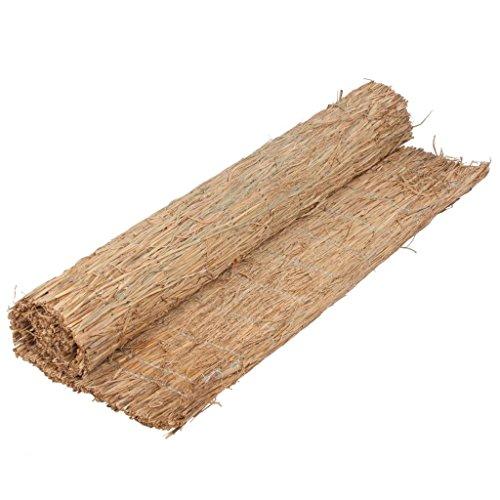 Nature paille en feuille de riz protection hiver 1x1,5 6030105