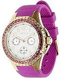 Esprit Damen-Armbanduhr Benicia Analog Quarz Resin ES106622003
