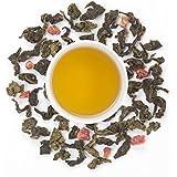 Té frambuesa Oolong 3 oz., Por té superior (40 tazas) Hoja de té orgánica certificada de alta calidad