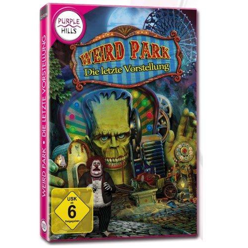 Preisvergleich Produktbild Weird Park - Die letzte Vorstellung