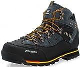 Weweya Hombres Botas de Senderismo Zapatos de Trekking de Alta Calidad no resbaladizo Caminar Transpirable Zapatilla de Escalada