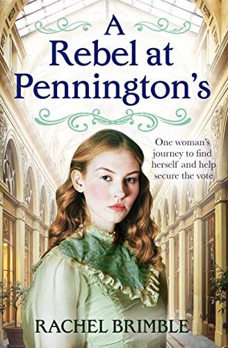 A Rebel at Pennington's: Can two strangers find tranquillity in a sea of uncertainty? by [Brimble, Rachel]