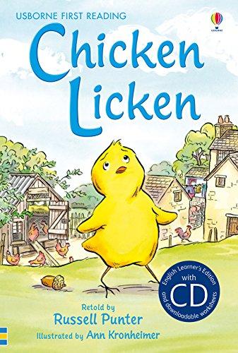 Chicken licken. Con CD Audio (First Reading Level 3 CD Packs)
