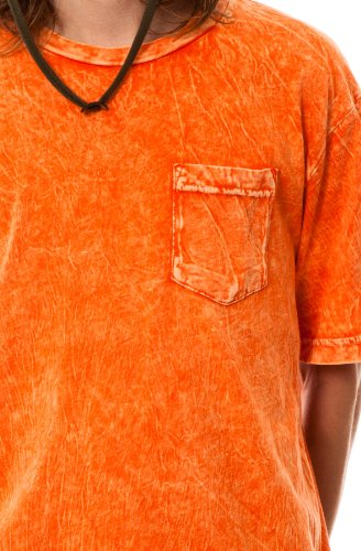 Emerica -  T-shirt - Uomo Arancione