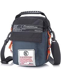 0add1d965ae1 JAKAGO Waterproof Shoulder Bag Universal Small Messenger Bag Handbag Mobile  Phone Pouch Cross Body Bag Belt