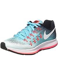 Nike Wmns Air Zoom Pegasus 33, Zapatos para Correr para Mujer