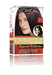 Loreal Hair Care Excellence Creme Hair Colour (No 3.16 - Burgandy)