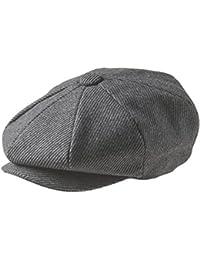 e3084f2965f Peaky Blinders  Newsboy  Style Flat Cap -100% Wool