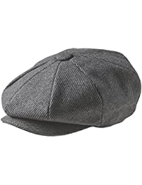 fb6e517d072db Peaky Blinders  Newsboy  Style Flat Cap -100% Wool