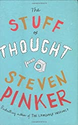 Stuff of Thought 1ST Edition Signed Edition