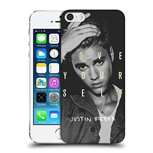 Head Case Designs Offizielle Justin Bieber Love Yourself Purpose Sw Ruckseite Hülle für iPhone 5 iPhone 5s iPhone SE
