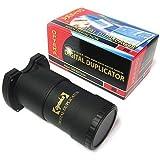 Opteka HD² avec diapositive Duplicateur pour Canon EOS 1D, 5D, 6D, 7D, 10D, 20D, 30D, 40D, 50D, 60D, 100D, 300D, 350D, 400D, 450D, 500D, 550D, 600D, 700D, 1000D, 1100D & 1200D