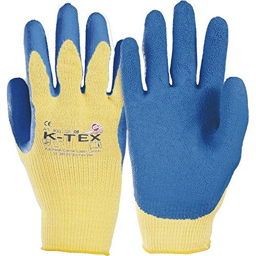 Schutzhandschuhe K-Tex 930 Größe 9 Länge 250mm Kevlar Schnittschutz
