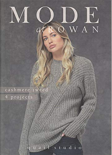 Rowan Magazin Quails Studio Mode at Cashmere Tweed -